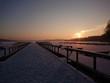 Jezioro Ukiel - Krzywe. Olsztyn warmia