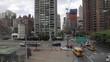 View from Roosevelt Island Tram, Manhattan, New York City, New York, USA, North America