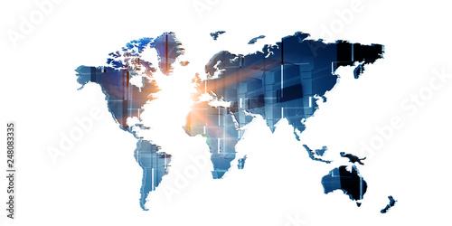 Modern international business