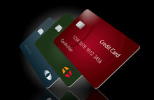 Three Credit Cards Cast Their ...