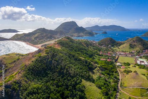 Fotografie, Obraz  Iles des Saintes. French Guadeloupe. Caribean island.