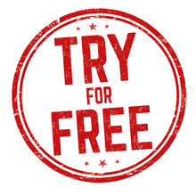 Try For Free Sign Or Stamp