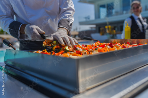Photo  Dettagli - Matrimonio - Buffet - Salato