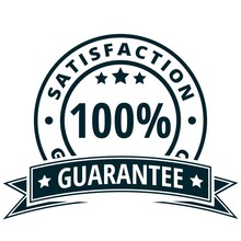 100% Satisfaction Guarantee Il...