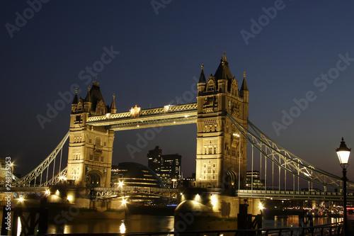 Photo  Tower Bridge , Southwark, London, England, United Kingdom, Europe