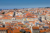 Aerial view of Lisbon, Portugal - 248133176
