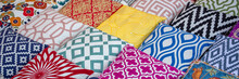 Colorful Cushions And Pillows ...