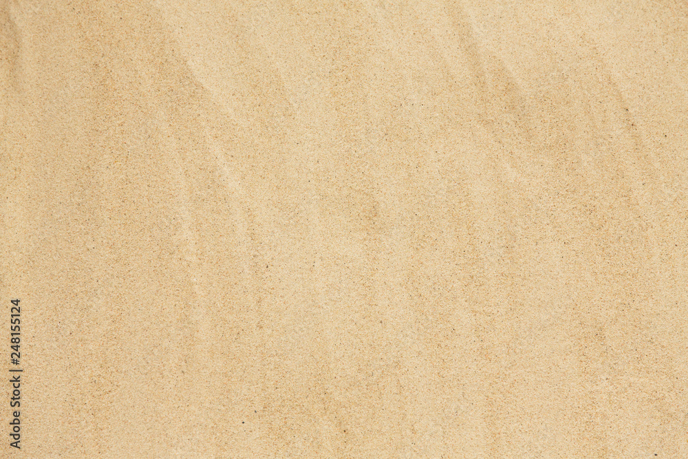 Fototapeta background concept - sandy beach surface