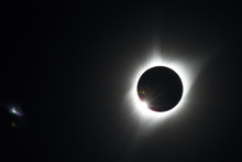Great American Solar Eclipse From August 21st, 2017