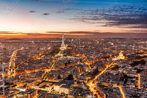 Photo Paris at Night