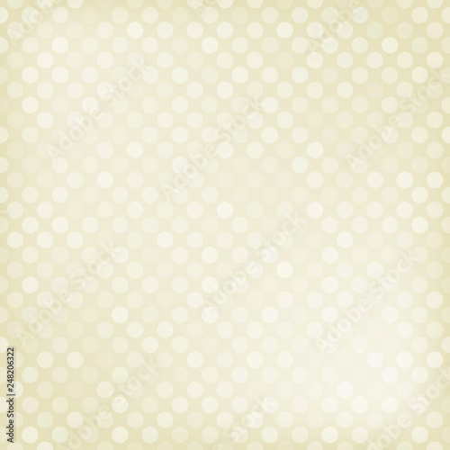 Fotobehang - Polka dot background