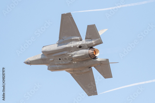 Photo Lockheed Martin F-35A Lightning II