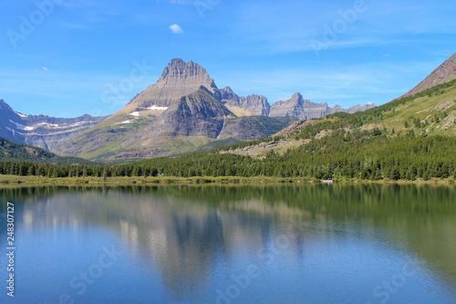 Fototapeta Glacier National Park obraz na płótnie