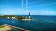 Lighthouse near Fort Lauderdale Florida