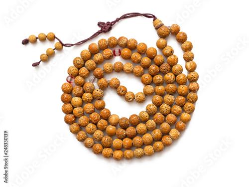 Fotografia  Circle of the prayer beads