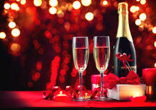Valentine's Day Romantic Dinne...