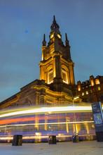 Church And Traffic Glasgow Buc...
