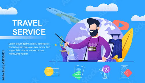 Fotografia  Travel Service Selection yours Individual Holidays