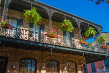 French Quarter Architecture, N...