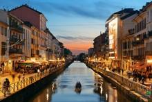 Naviglio Grande Canal