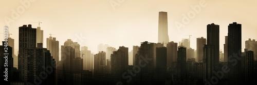 Fotografie, Tablou Chongqing urban architecture