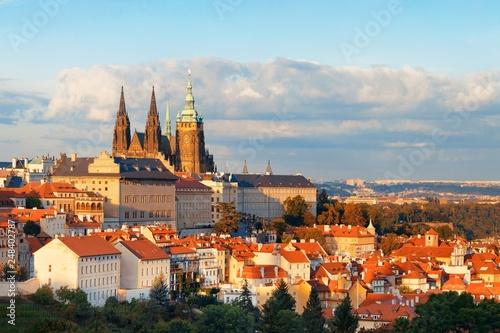 Poster Prague Prague Castle