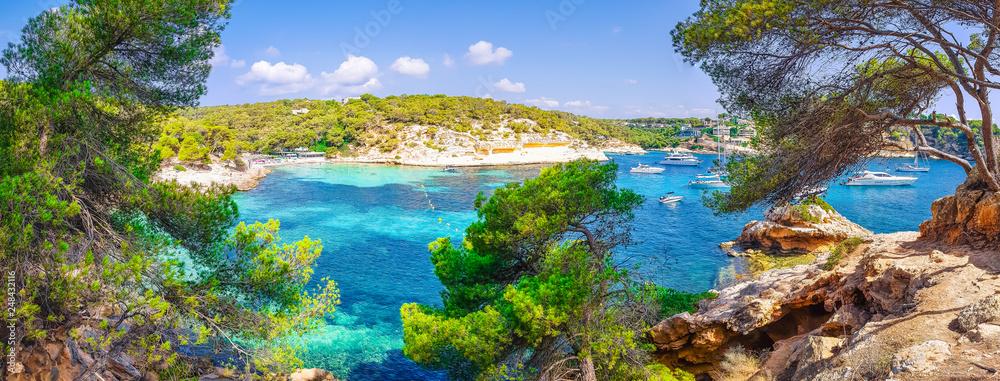 Fototapety, obrazy: Paradise beach of Mallorca