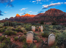 Historic Pioneer Cemetery In S...