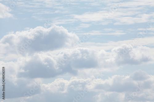 Foto  Wolken, Blauer Himmel