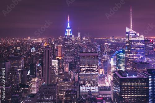 Fototapety, obrazy: New-York 01