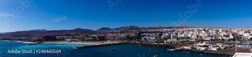 Poster Algérie Puerto del Rosario Fuerteventura
