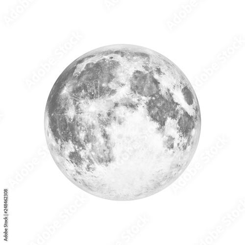 Obraz na plátně  moon