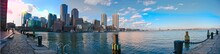 Panorama Of Downtown Boston Fr...
