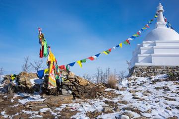 All Auspicious Stupa of Great Awakening