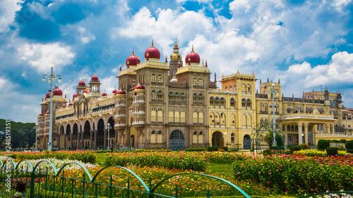 Obraz na plátně Mysore palace