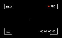 Digital 4K Camera Video Viewfi...