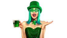 St. Patrick's Day. Leprechaun ...