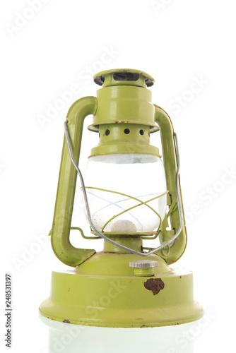 Photo  Used green lantern