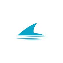 Hunter Blue Shark Icon