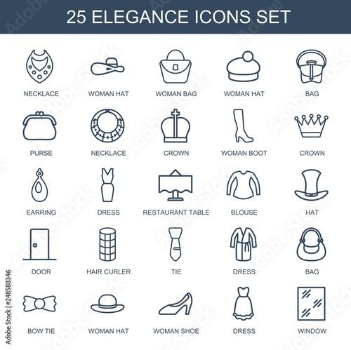 Fotografía  elegance icons