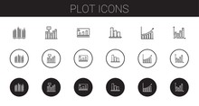 Plot Icons Set