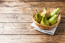 Fresh Juicy Pears Conference I...