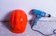 drill helmet repair