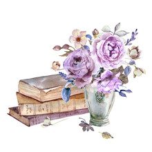 Lilac Roses Books
