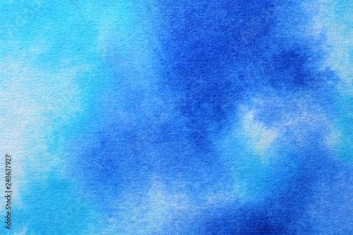 ブルー背景・壁紙