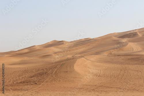 Photo  Dubai Wüste