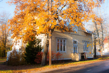 KOUVOLA, FINLAND - OCTOBER 15,...