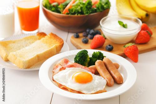 Fotografia 朝食 イメージ Breakfast image