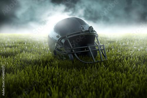 фотографія  American Football Helm