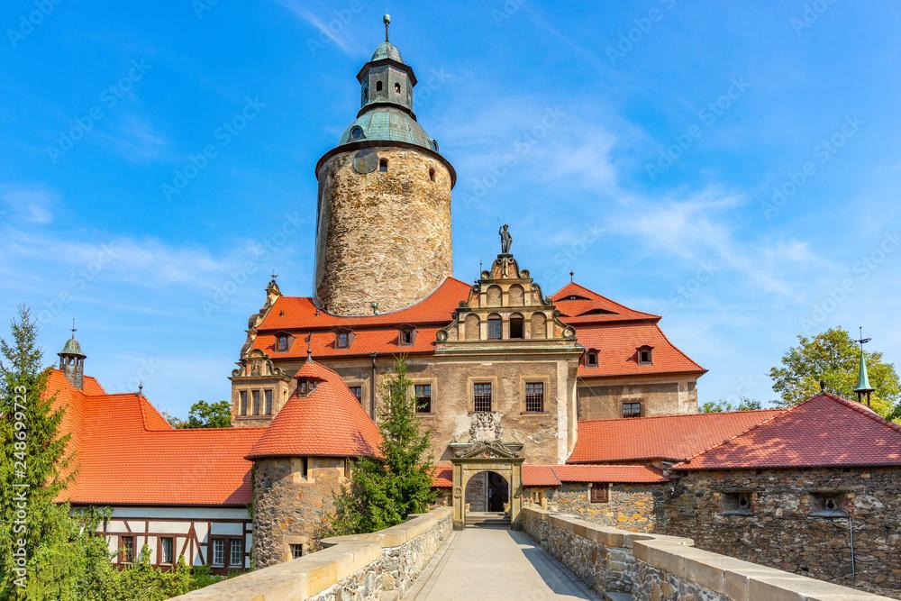 Fototapety, obrazy: Zamek Czocha